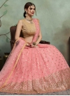 Sequins Work A Line Lehenga Choli - 2