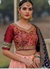 Banarasi Silk A - Line Lehenga - 1
