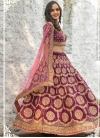 Art Silk Trendy Lehenga Choli - 1