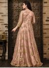 Floor Length Anarkali Salwar Suit For Ceremonial - 1