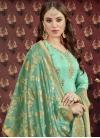 Punjabi Salwar Suit For Festival - 1