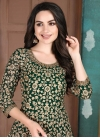 Booti Work Anarkali Salwar Kameez - 1