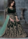 Long Length Anarkali Salwar Suit For Party - 2
