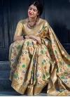 Banarasi Silk Classic Saree - 1