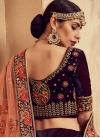 Embroidered Work Trendy A Line Lehenga Choli - 2