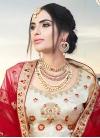 Satin Silk Trendy A Line Lehenga Choli For Festival - 1