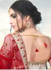 Satin Silk Trendy A Line Lehenga Choli For Festival - 2