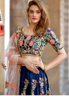Aari Work Trendy Lehenga Choli - 2