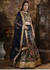 Art Silk Lehenga Choli For Bridal - 1