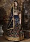 Art Silk Lehenga Choli For Bridal - 2