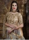 Beads Work Designer A Line Lehenga Choli - 1
