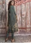 Crepe Silk Pant Style Pakistani Salwar Kameez - 2