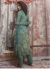 Crepe Silk Digital Print Work Pant Style Pakistani Salwar Suit - 2