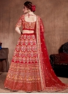 Malbari Silk Trendy Lehenga - 2