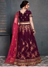 Trendy A Line Lehenga Choli For Festival - 2