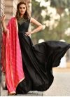 Silk Readymade Classic Gown - 1