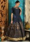 Silk Cutdana Work Readymade Classic Gown - 2