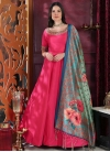 Silk Readymade Gown - 2