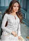 Faux Georgette Pant Style Pakistani Suit For Ceremonial - 1