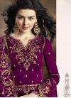 Sharara Salwar Suit For Festival - 1