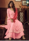 Embroidered Work Trendy Anarkali Salwar Suit - 1