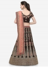 Embroidered Work Lehenga Choli - 1