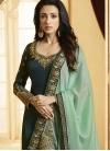 Designer Pakistani Salwar Suit For Ceremonial - 1