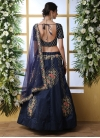 Embroidered Work Trendy Lehenga - 2