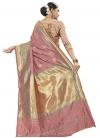 Banarasi Silk Contemporary Saree - 2