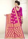 Thread Work Designer Contemporary Saree - 2