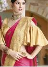 Embroidered Work Designer Contemporary Saree - 2