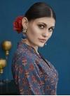 Long Length Anarkali Suit For Festival - 2