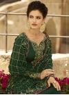 Pant Style Salwar Kameez For Festival - 1