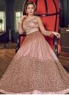 Embroidered Work Floor Length Designer Salwar Suit For Festival - 2