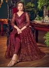 Embroidered Work Trendy Designer Salwar Kameez - 2