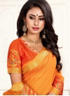 Cotton Silk Contemporary Style Saree For Ceremonial - 1