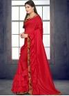 Art Silk Classic Designer Saree - 1