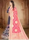 Jacquard Silk Trendy Lehenga Choli For Ceremonial - 1