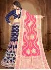 Jacquard Silk Trendy Lehenga Choli For Ceremonial - 2