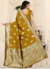 Thread Work Classic Saree - 2