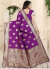 Thread Work Designer Contemporary Saree - 2