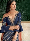 Embroidered Work Trendy Designer Lehenga Choli - 1