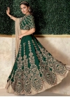 A - Line Lehenga For Bridal - 1