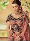 Brocade Trendy Lehenga Choli For Bridal - 1