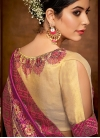 Designer Traditional Saree For Ceremonial - 1
