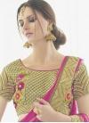 Majestic Aari Work Designer A Line Lehenga Choli - 2