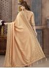 Crystal Work Manipuri Silk Designer Traditional Saree - 2
