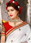 Exuberant Bhagalpuri Silk Classic Designer Saree - 2