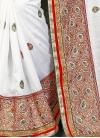 Exuberant Bhagalpuri Silk Classic Designer Saree - 1