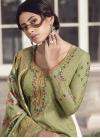 Palazzo Style Pakistani Salwar Suit - 1